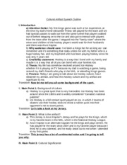 outline for amish culture speech This is an excellent speech outline example for an informative speech which states what to speak in the introduction with sample statement, what to cover in the body of the speech with subparts and connecting statements and words to use and finally what to say in conclusion to achieve the objective clearly.