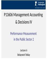 MAD_Lecture 6_Public Sector Performance Measurement.ppt