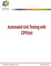 Lesson07.2_Automated Unit Testing with CPPUnit.pptx