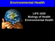 LIFS+1020+Environmental+Health+Part+IA+KKC