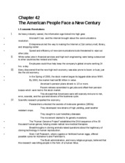 apush chapter 26 notes Ap us history class presentations [these files are saved in either powerpoint or pdf format.