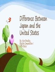 Differences Between Japan and the United States Powerpoint.pdf