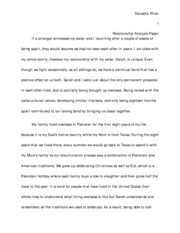 relationship analysis paper thesis Get free homework help on william shakespeare's hamlet: play summary, scene summary and analysis and original text, quotes, essays, character analysis, and.