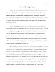 Paper 3 - Science, Technology, and Systems - Jousha Taijram .docx