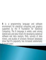 Intro to R Presentation.ppt