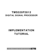 F2812 DSP Full Tutorial