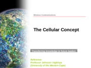 Thr Cellular Concept.ppt