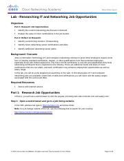 1.4.4.3 Lab - Researching IT and Networking Job Opportunities.docx