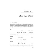 FUNDAMENTALS of Gas dynamics OSCAR chap 11