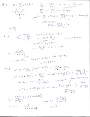 Phys 358 Angle Inclinations Notes