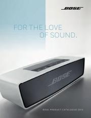 Bose Product Brochure_klein