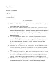 ART 208 - Ch. 32-34 assignment.docx