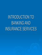 Banking & Insurance.ppt
