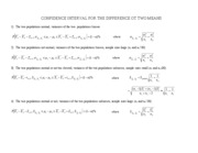 CONFIDENCE_INTERVAL-Two_populations-_Final
