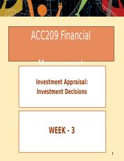 Week  03 - Investment Decisions.pptx