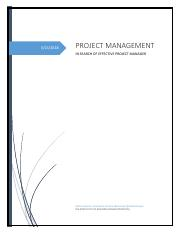 Individual Assignment IN SEARCH OF EFFECTIVE PROJECT MANAGER.pdf