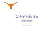 CH-9 Review