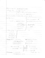 Polynomial Functions notes