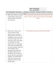 Katia Garcia - Chapter 23 text quotations analysis