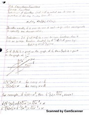 MATH 107 Intro To Logarithmic Functions Notes