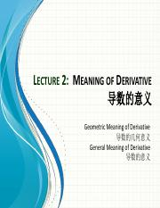 Lecture 2 Sec 3.1 Meaning of Derivative.pdf