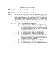 Practice Problems Ch. 1 (ACCT-422)