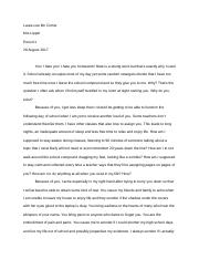 Creative Writing Rant .docx