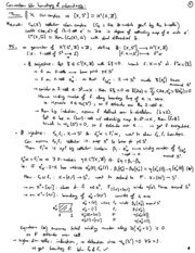 06 Cohomology and homotopy Lecture Notes