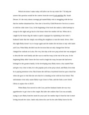 English Essay on Lock and Key