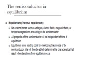 Lecture 4b_semiconductor in equilibrium