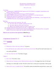 Copy of Huck Finn Part 1 Comprehension and Quotes.docx