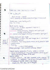 CMNS 260 Lecture & Tutorial Notes