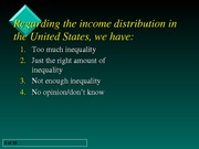 Unit9 Distribution of Wealth and Incomes
