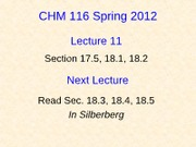 11 CHM116A Lecture 11-Student (revised)
