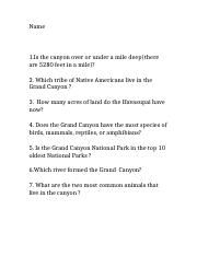 grand canyon test.docx