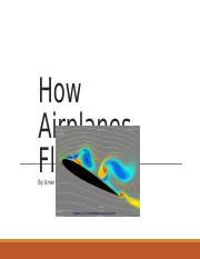 Why Airplanes Fly-Aerodynamics.ppt