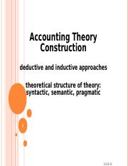 Accounting Theory by Godfrey.ppt