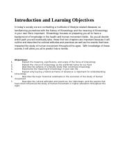 Introduction and Learning Objectives.docx