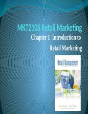 Chapter 1 Introduction to the Retail Marketing.pptx