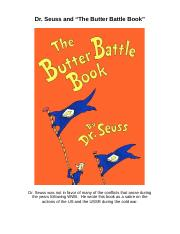 The Butter Battle Book.doc