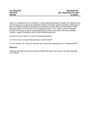 Worksheet_Three