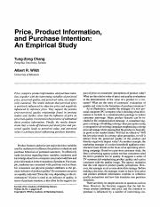 Price, product information, and purchase intention An empirical study.pdf
