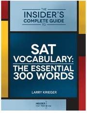 Krieger SAT 300_Essential_Words
