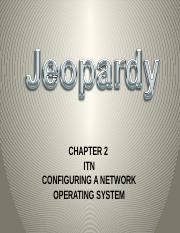 Chp2 Jeopardy Review