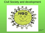 Civil Society in the Developing World