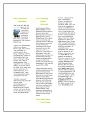 Flannery Newsletter