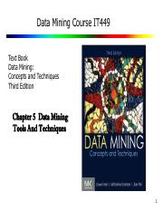 The Pdf Of Data Mining Book By Han Kamber