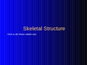 Skeletal-joint