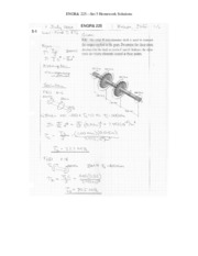 ENGR 225 Set 5 Solutions
