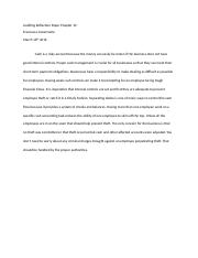 Auditing Reflection Paper Chapter 10.docx